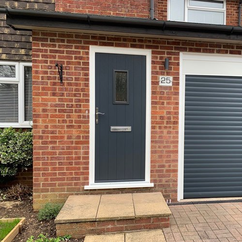 sussex composite doors