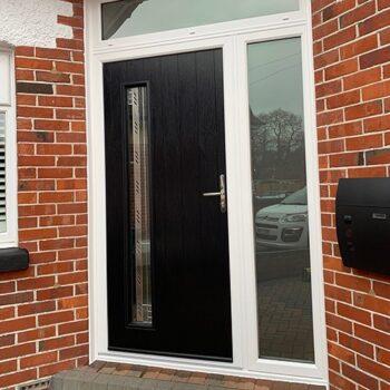Black Front Doors Portsmouth